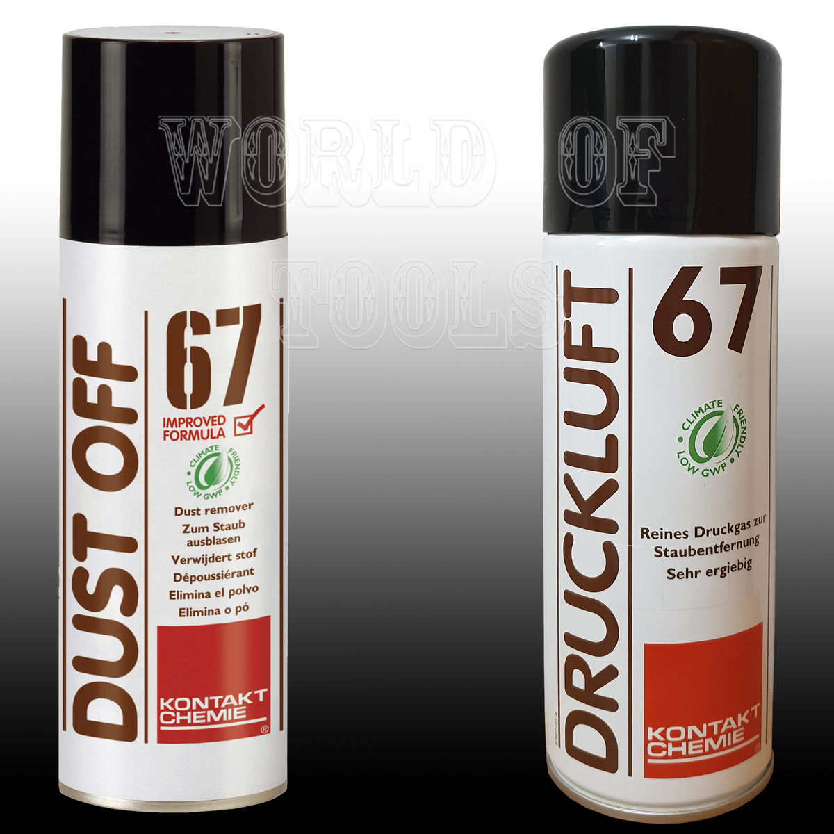 DUST OFF 67/DRUCKLUFT67